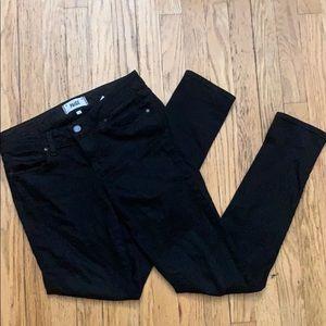 Page black skinny jeans